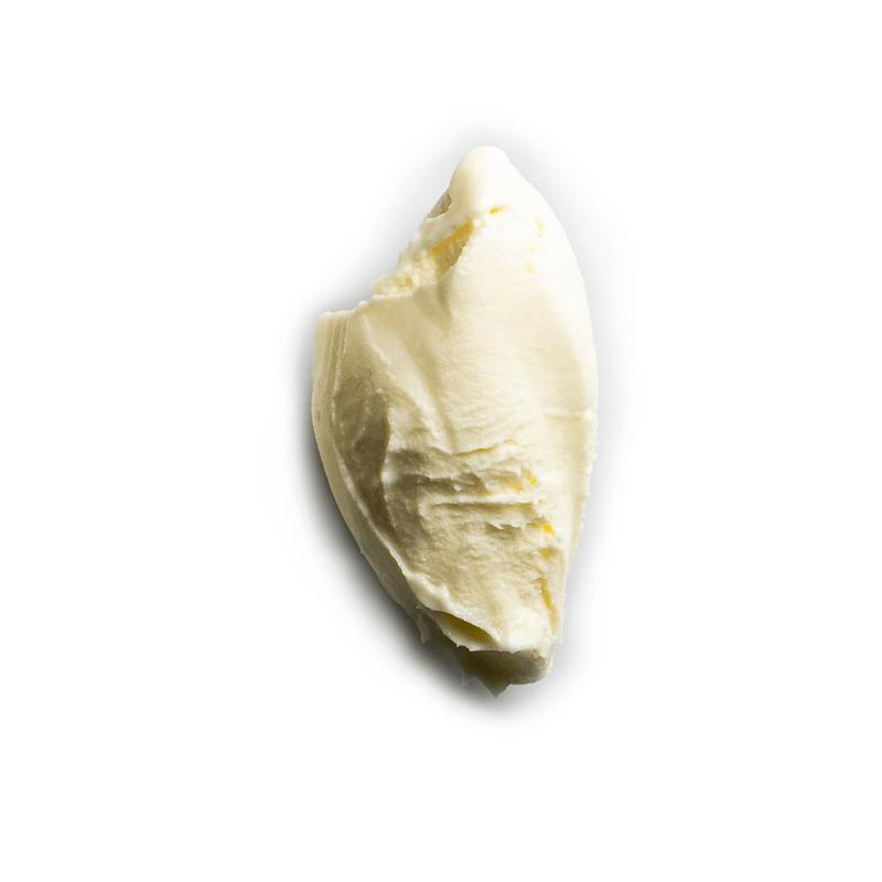 helado de queso idiazabal