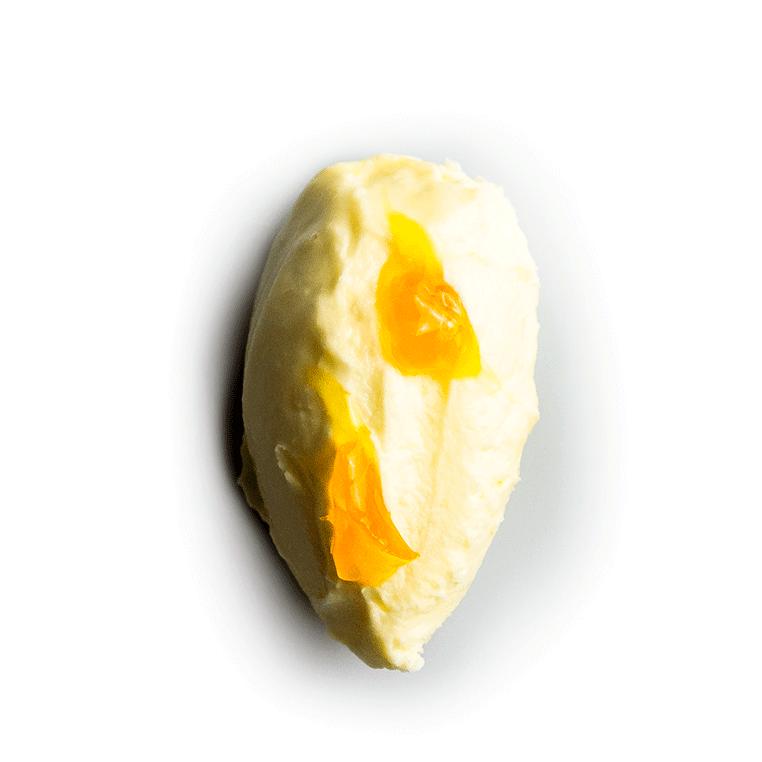 helado de jengibre
