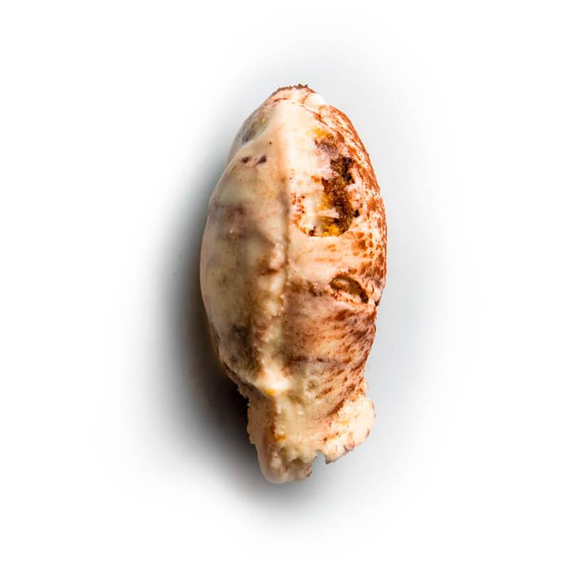 helado de tiramisu
