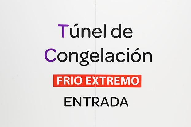 túnel de congelación cremdelux obrador