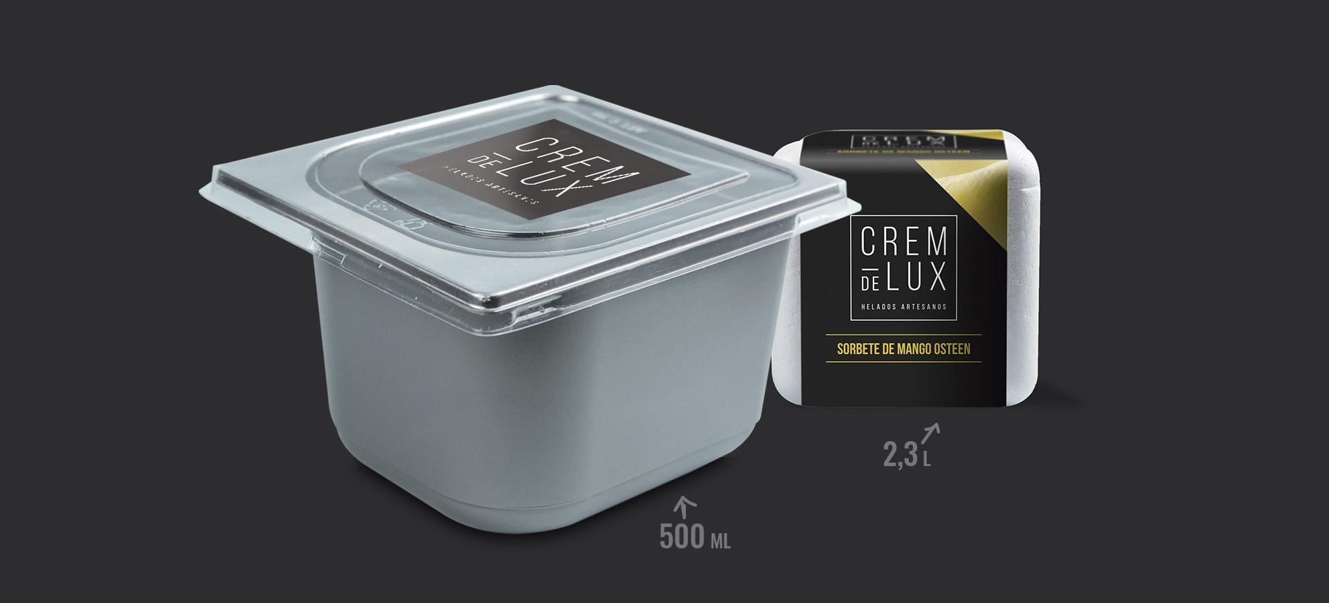 Elige tu pack entre nuestros formatos de 500 ml o 2,3 litros